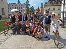 Na finał Wiosny zaplanowano IX Rowerową Paradę Retro.