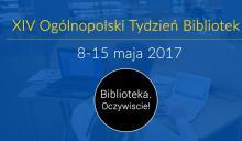 Tydzień Bibliotek z Książnicą Karkonoską