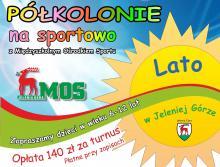 Sportowe półkolonie z MOS-em