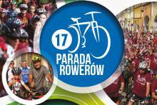 Parada Rowerów na początku czerwca