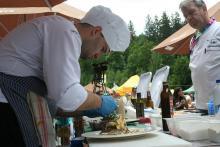 Wyborne smaki Liczyrzepy w Karpaczu