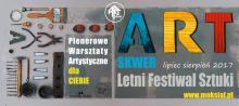 Rusza ArtSkwer 2017 - Letni Festiwal Sztuki w Szklarskiej Porębie