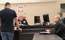 We wtorek zeznawał właściciel firmy, w której pracował Vladyslav K.