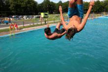 Na upały – basen