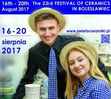 Bolesławieckie Święto Ceramiki 2017