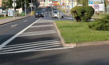 Skrzyżowanie ulicy Sobieskiego i Osiedle Robotnicze wkrótce będzie przebudowane.