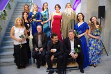 """Wspólnie z jeleniogórską orkiestrą wystąpią uczestnicy warsztatów operowych """"Muzyczny Ogród Liczyrzepy""""."""
