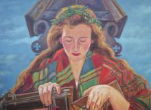 """""""Tylko fragment..."""" - nowa wystawa obrazów Hofmana"""