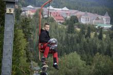 Najstarszy wyciąg krzesełkowy w Polsce skończył bieg