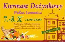"""Dożynki we dworze i """"Mały Oktoberfest"""" w Pałacu Łomnica"""