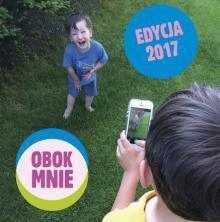 """Konkurs fotografii mobilnej dla dzieci """"Obok mnie"""""""
