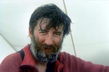 Autor zdjęć - związany od lat z Jelenią Górą znany lekarz i podróżnik Kazimierz Pichlak - gdzieś, kiedyś w Himalajach