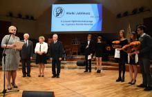 Jubileuszowa Gala 70-lecia II LO w Jeleniej Górze