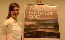 Laureatka I Nagrody - Katarzyna Preuss