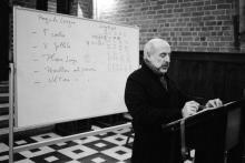 Warsztaty poprowadzi Marcel Pérès