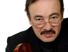 Alexandr Maceradi zaśpiewa Okudżawę i nie tylko