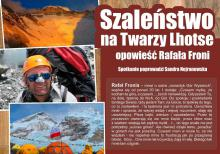 Szaleństwo na Twarzy Lhotse