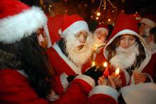 Wielka Parada Mikołajów na 800-lecie miasta