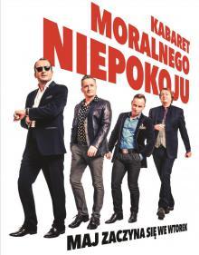 Kabaret Moralnego Niepokoju w Jeleniej Górze już 3 lutego!