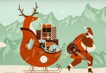 Retro Narodzenie, czyli Bigbitowe Pastorałki