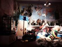Natalia Piasecka (7 lat) - Pokój lalek - III Nagroda