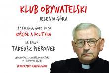 Biskup Tadeusz Pieronek w Jeleniej Górze