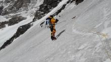 Rafał Fronia przesłał nam kilka zdjęć z wyprawy pod K2.