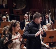 Udany wieczór w filharmonii