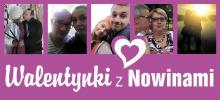 Walentynki z Nowinami - konkurs rozstrzygnięty!