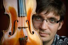 Zabrzmią skrzypce Piotra Pławnera