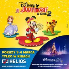 """Helios zaprasza na """"Disney Junior w Kinie 2""""!"""