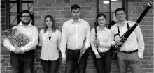 Tego wieczoru w jeleniogórskiej filharmonii grać będzie kwintet dęty Five Up.