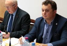 Leszek Supierz będzie miał nowe zadania w KARR-ze.