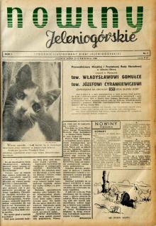 Nowiny Jeleniogórskie mają 60 lat!