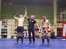 Świetne wyniki kick-bokserów