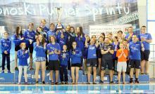 Puchar sprintu dla gospodarzy z Just Swim!