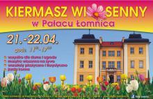 Kiermasz Wiosenny w Łomnicy