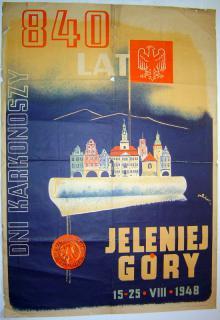 Wśród zdigitalizowanych zbiorów są archiwalne plakaty i afisze