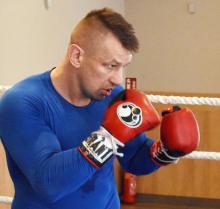 Tomasz Adamek gotowy do morderczej walki