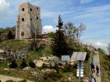 Rośnie wieża widokowa na Wysokim Kamieniu