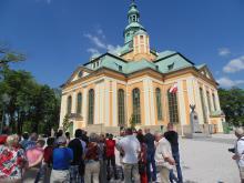 W Jeleniej Górze więcej turystów z Polski