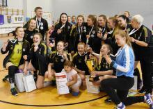 Piłkarki APR Karkonosze – SMS brązowymi medalistkami MP