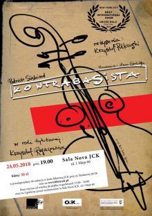 """""""Kontrabasista"""" na scenie JCK"""