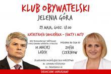 Katastrofa smoleńska – Fakty i mity. Maciej Lasek w Jeleniej Górze