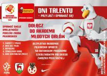 Rekrutacja do piłkarskiej Akademii Młodych Orłów
