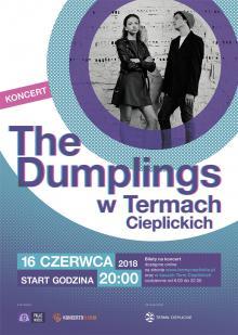 Koncert The Dumplings w Termach Cieplickich