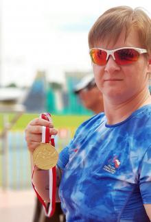 Mistrzowskie rekordy Lucyny Kornobys