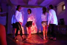 Młodzi ludzie pokażą w Karpaczu sztukę o współczesnych wampirach