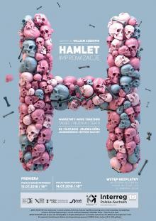 Hamlet – Improwizacje, czyli taniec, muzyka, teatr w JCK