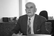 Nie żyje pułkownik Edward Jakubowski